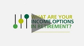 What are your income options