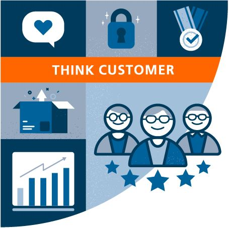 Think Customer value